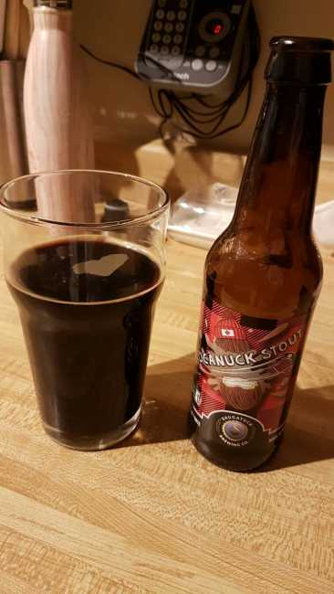 Cocanuck Stout