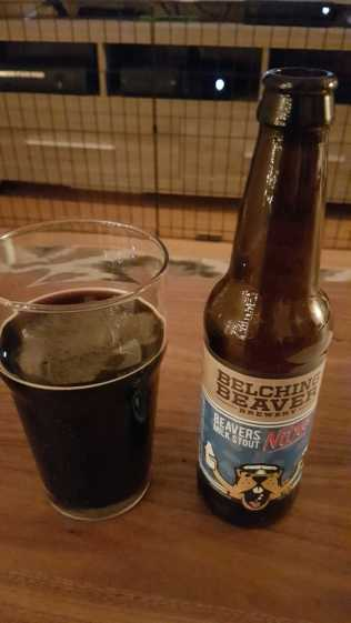 Beavers Milk Stout Nitro