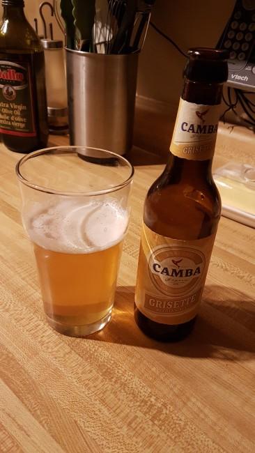 Grisette Belgian Ale